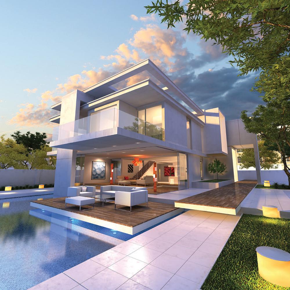 Villalar havuzlu villalar havuzlu villa modelleri havuzlu villa - Foto Raflar